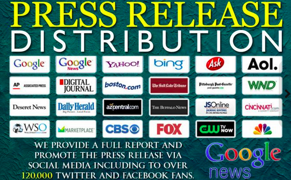 low cost press release distribution