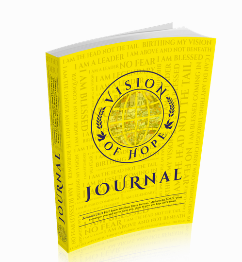 Vision of Hope Journal