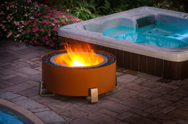 Manufacturer of Smoke-less Fire Pits Launches New Stainless Products