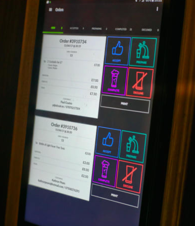 QTap - Smartphone Ordering for Pubs Comes to Darlington
