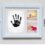 hand print baby shower