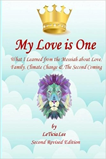 My Love is One Relaunches with Official Second ReVised Edition on Amazon
