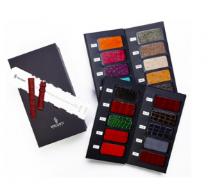 Watch Straps and Leather Goods Have New Home on Visconti Milano's New Website