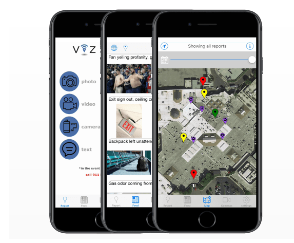 Crowdsourced safety app Vizsafe uses blockchain to reward users for doing good