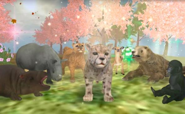Wild Animals Online, Record over 1 million downloads in worldwide