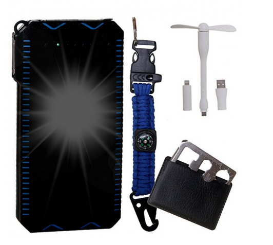 New Solar Mobile Charger Now Available On Amazon – FreeEnergyY