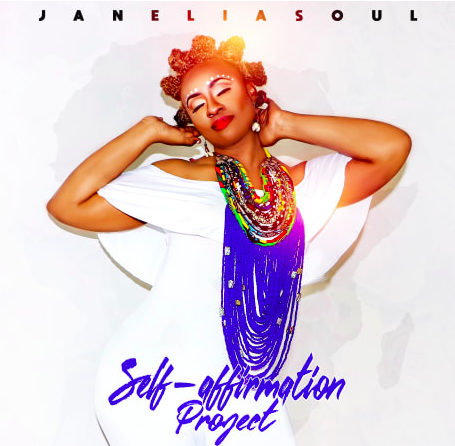 """First Song from Janeliasoul's New Album Set for June 2018 Radio Debut and Free Download """"I Am Bold"""" is one of 6 tracks on the 'Self-Affirmation Project' EP"""