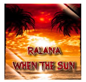 Swedish singer 'Ralana'