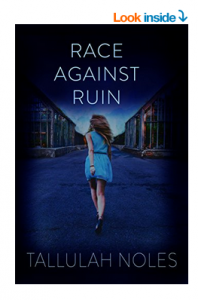 New Exciting Thriller Book Now Available On Amazon - Race Against Ruin