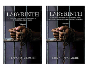 Edward Palmore, the Celebrated Author of the Labyrinth Book Series