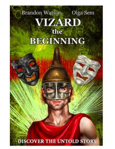VIZARD THE BEGINNING Fantasty Novel
