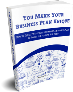 New Book Helps Entrepreneurs and Business Owners Create and Personalize A Business Plan To Gain Funding