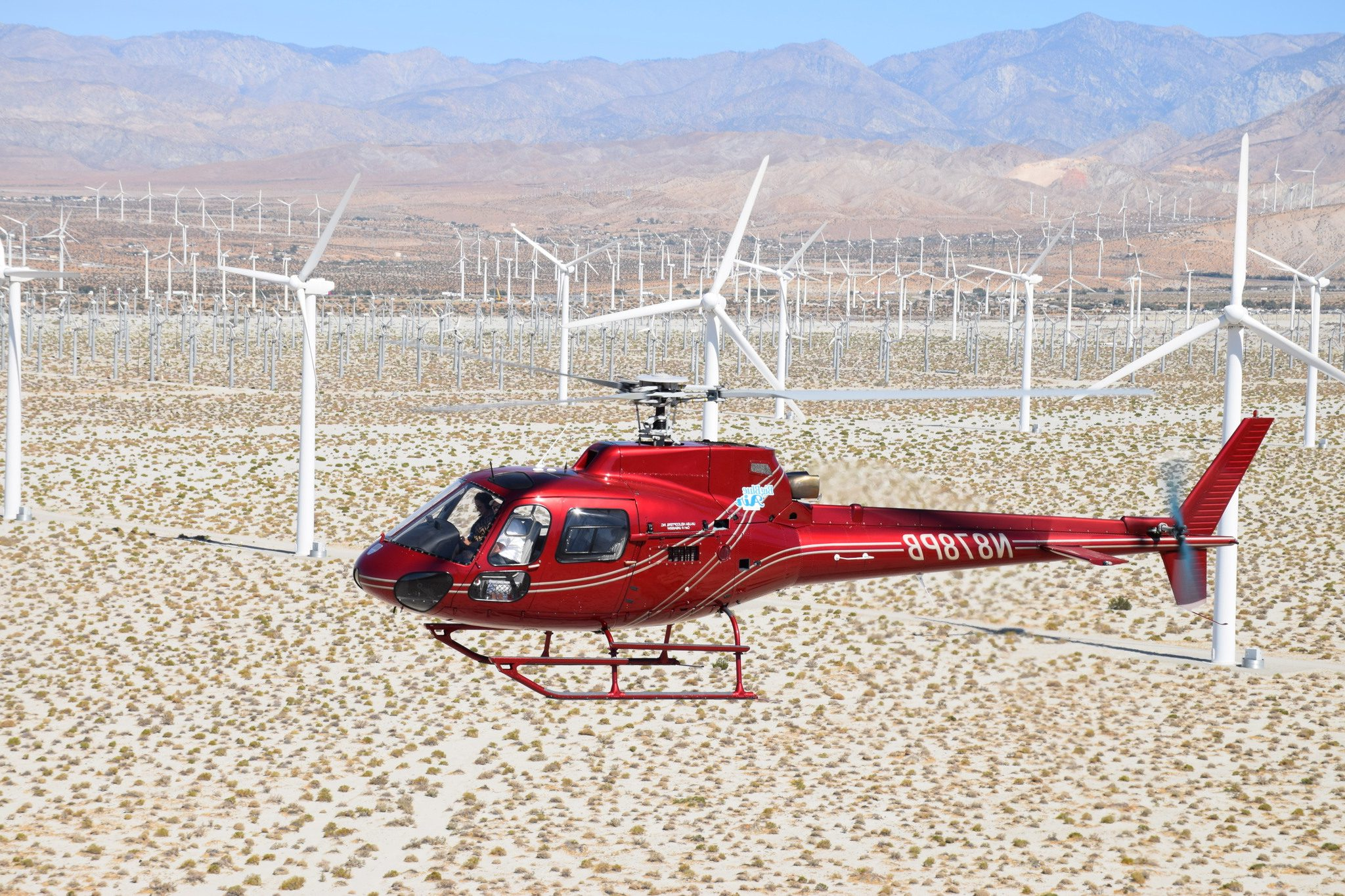 Big Blue Air Helicopters Expands Flight Operations In Palm