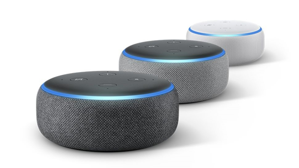 3rd Generation Amazon Echo Dot