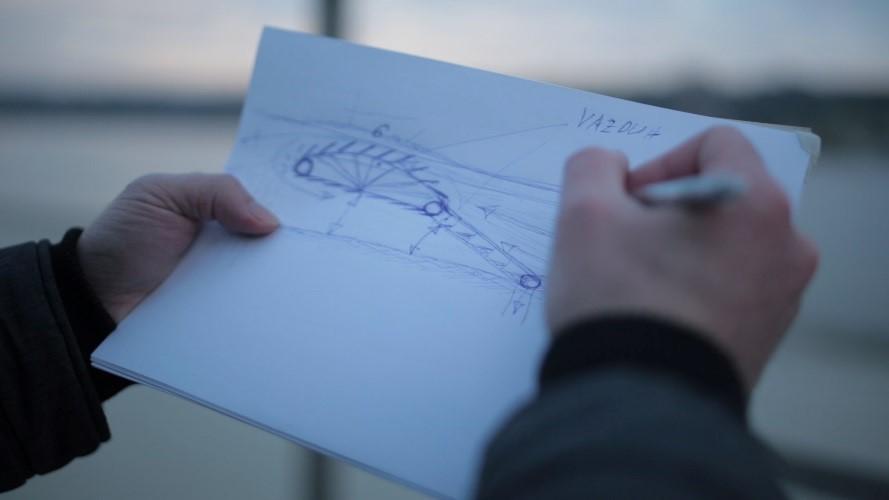 Tomislav Tesla creating new technology