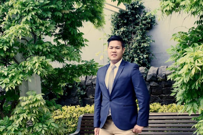blogger Jared Talavera