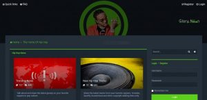 New Hip-Hop Music and Urban Culture Platform