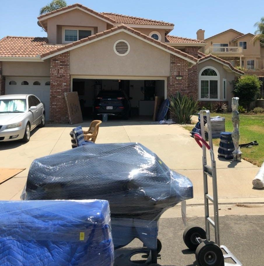 Southern California Moving Company