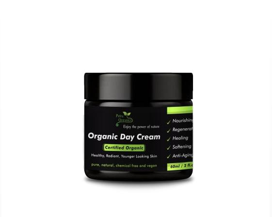 Petra organic day cream