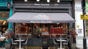 Pane Cunzate restaurant london