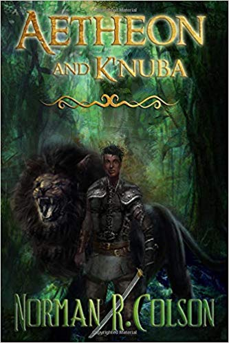 new book Aetheon and K'nuba