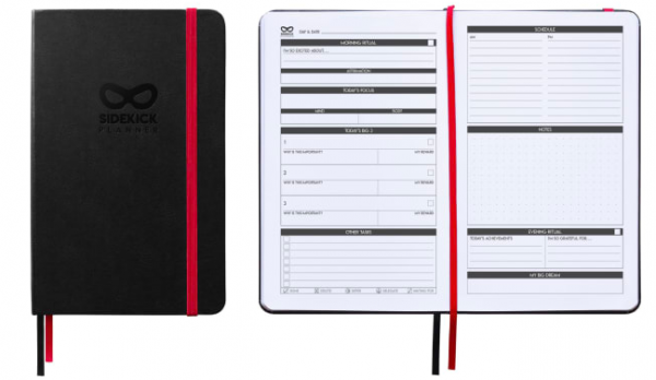 new sidekick planner
