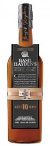 10-Year-Old Basil Hayden Bourbon
