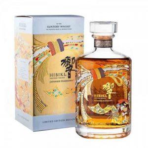 Japanese Limited Edition Hibiki Whiskey