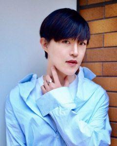 singer AoXuan Lee