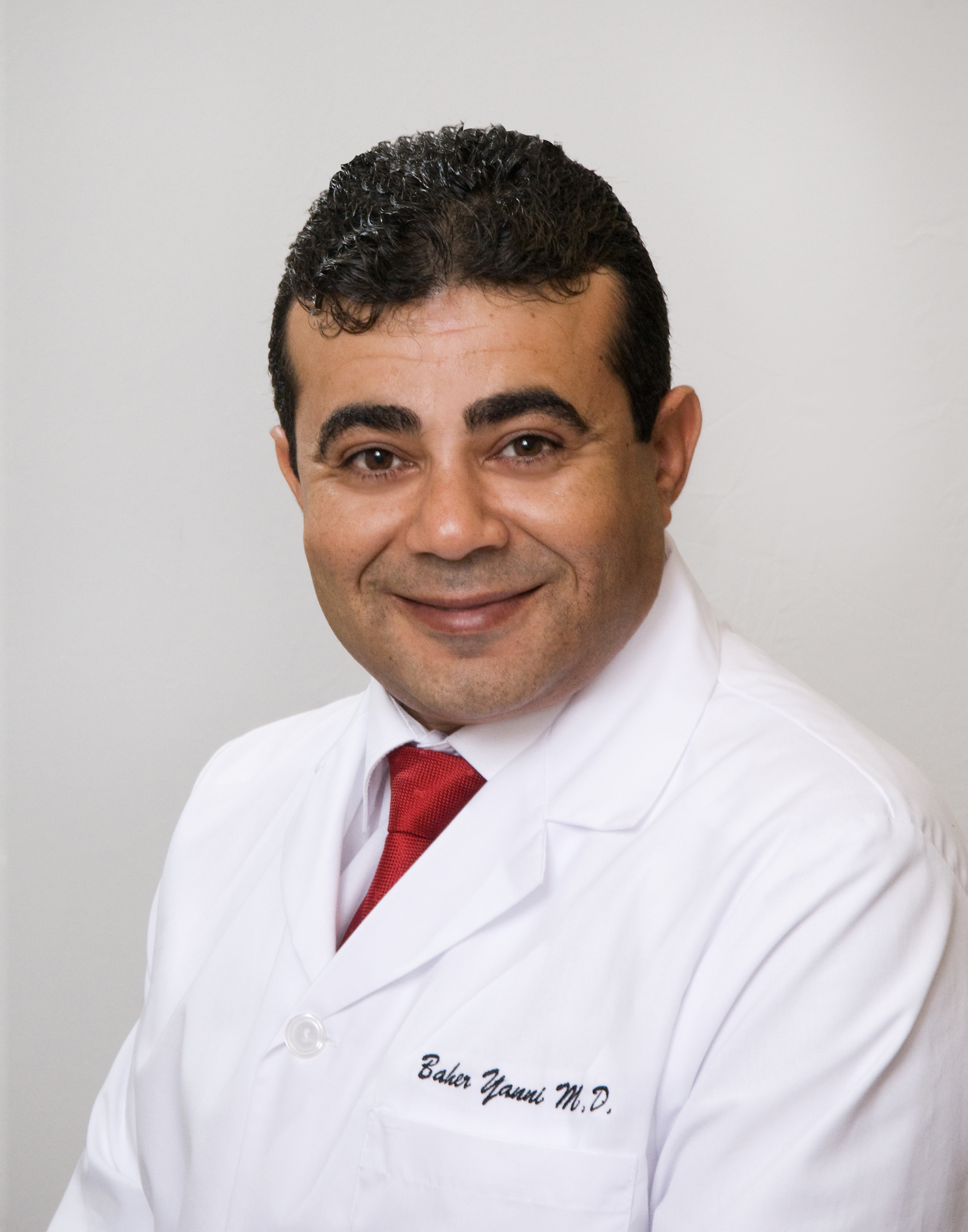 Baher Yanni MD pain management