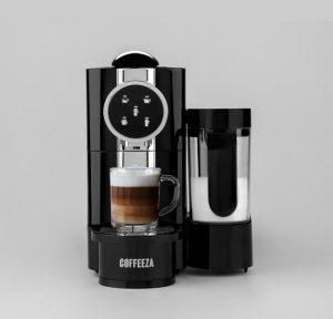 Coffeeza India launches new coffee machine