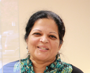 Psychologist Naveena Hemanth
