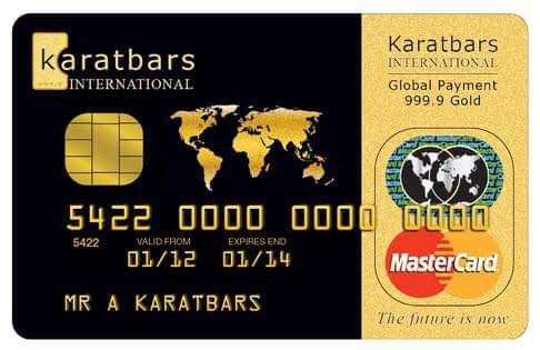 GLOBAL GOLD PAYMENT SYSTEM