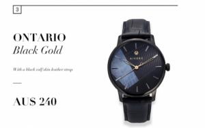 watches on kickstarter