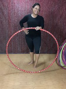 Celebrities Are Using Hula Hooping To Get Fit