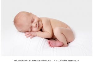 THE CUTEST NEWBORN PHOTOGRAPHS