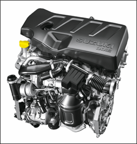 the new DDiS 225 diesel engine