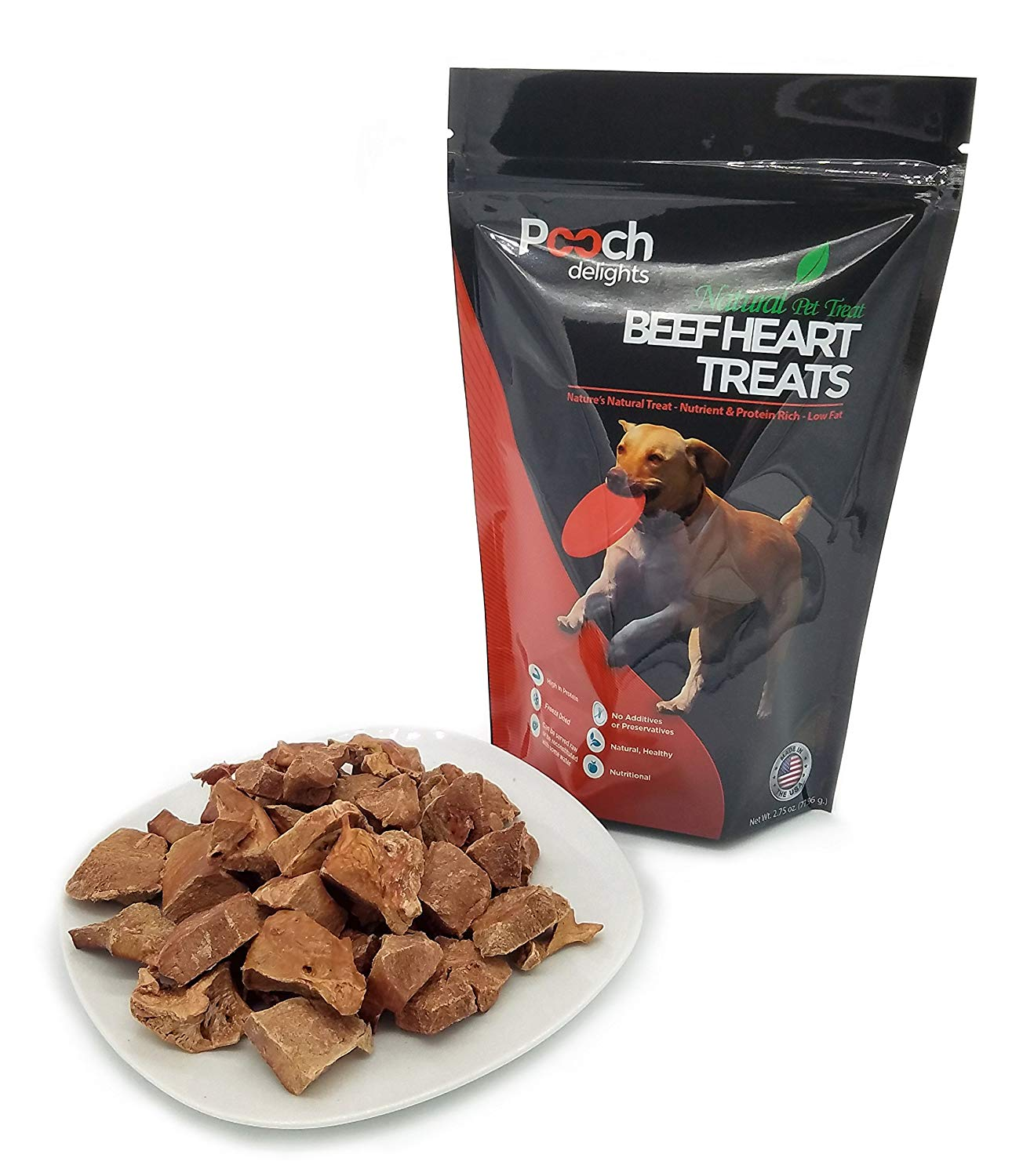 New Natural Dog Treats To Improve Dogs' Health
