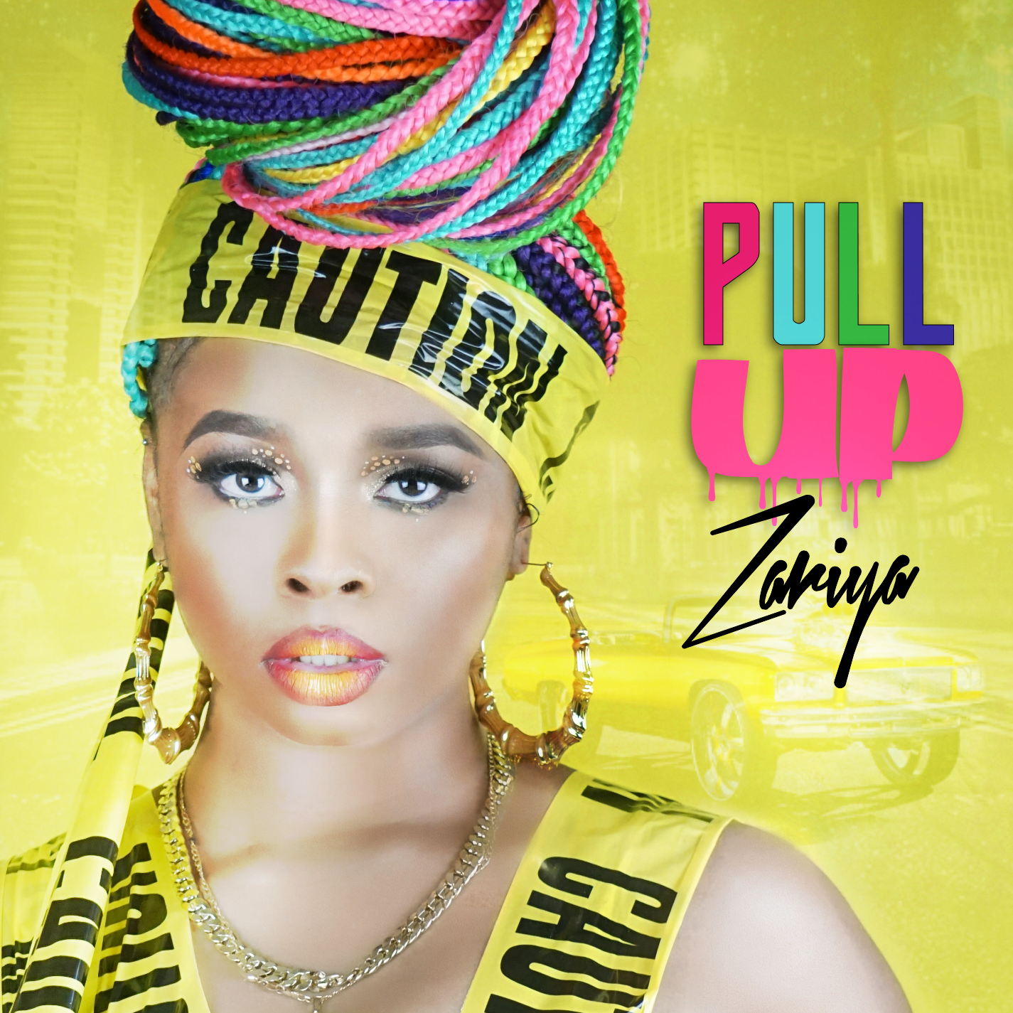 "Zariya will unveil her new single entitled ""Pull Up"""