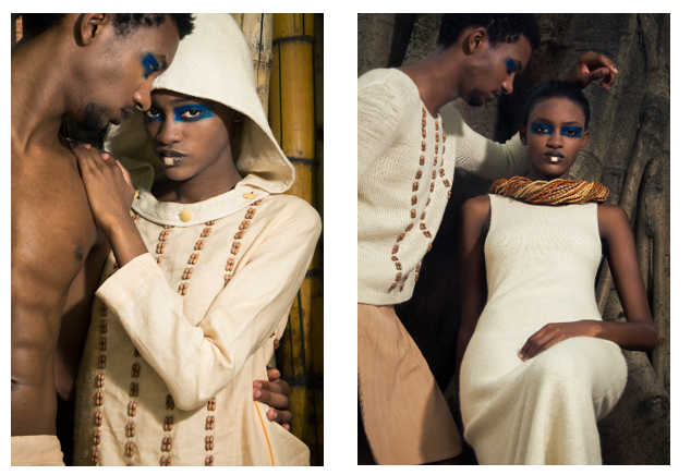 Fashion Editorial Inspired by the Omo Valley Tribe