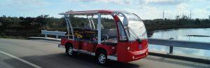 EMS Responder Electric Shuttle