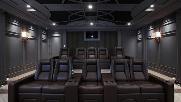Home Theater Seating market