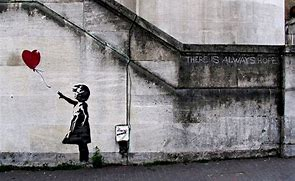 Banksy can help to deal with London Street crime