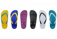 Interchangeable Flip-Flop on sale