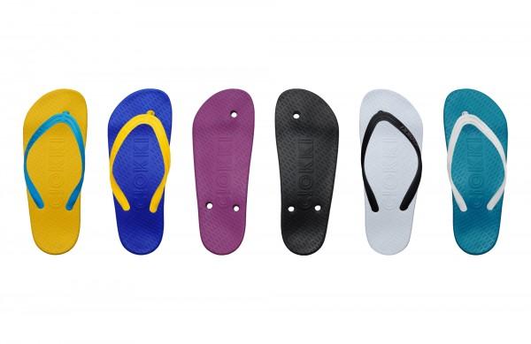 Interchangeable Flip-Flop on sale