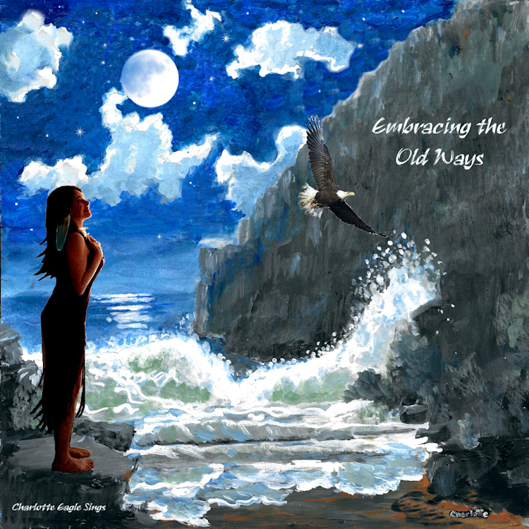 singer Charlotte Eagle Sings