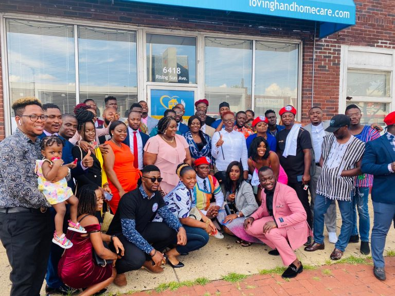 Prominent youth leaders from Liberia launches political movement in the USA to change Liberia