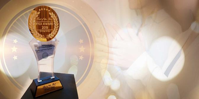 JFEX Award 2019