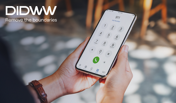 DIDWW Expands its Emergency Services to Thailand, Panama, and Italy